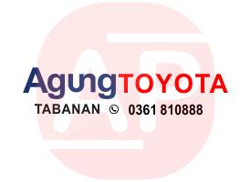 Agung Toyota Tabanan
