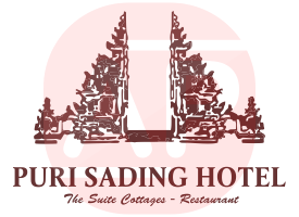 Puri Sading Hotel Sanur - The Suite Cottage Restaurant