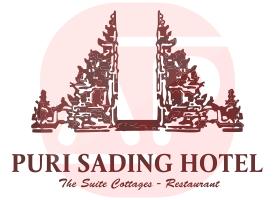 Puri Sading Hotel Sanur - The Suite Cottage Restaurant
