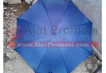 Payung Golf Anti angin ready stok biru dongker